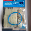 Geefix drywall anchor fixings - pack of 4