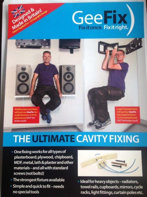cavity wall fixings